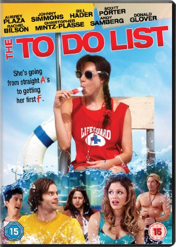 The to Do List [UK Import]
