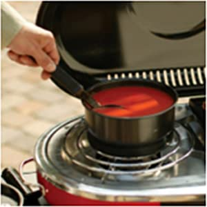 Amazon.com : Coleman Stove Grate for Road Trip Grills : Camping Stove