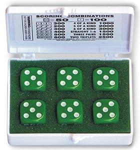 Original Pocket Farkel Flat Pack - Green