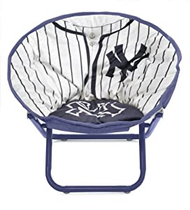 MLB New York Yankees Toddler Saucer Chair