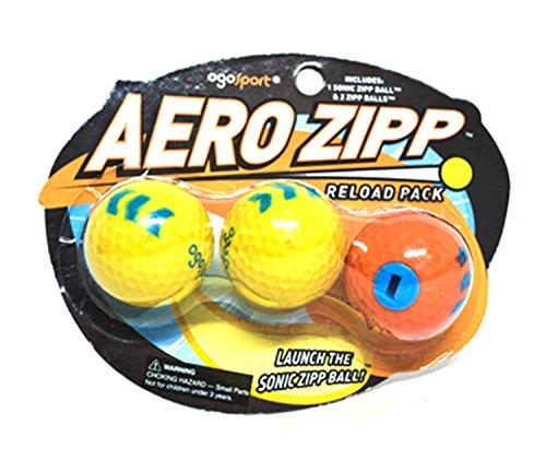 OgoSport Aero Zipp Ball Refill Pack - 1
