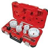 Milwaukee 49-22-4105 19-Piece Master Electricians Ice Hardened Hole Saw Kit