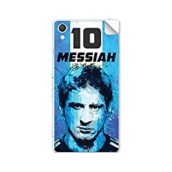 ezyPRNT Sony Xperia Z2 Lionel Messi 'Messiah' Football Player mobile skin sticker