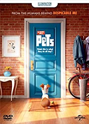 The Secret Life of Pets [DVD] [2015]