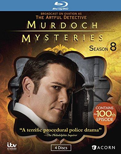 Murdoch Mysteries, Season 8 [Blu-ray]