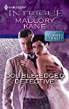 Double-Edged Detective (Harlequin Intrigue Series)