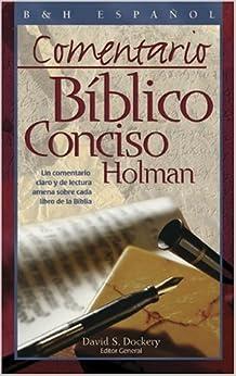 Diccionario B blico Conciso Holman (Holman Concise Bible Dictionary)