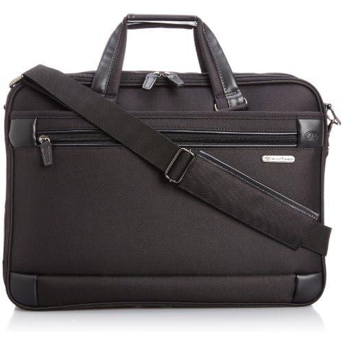 [ワールドトラベラー] World Traveler ワールドトラベラー フォルム ビジネスバッグ 23228 01 (ブラック)