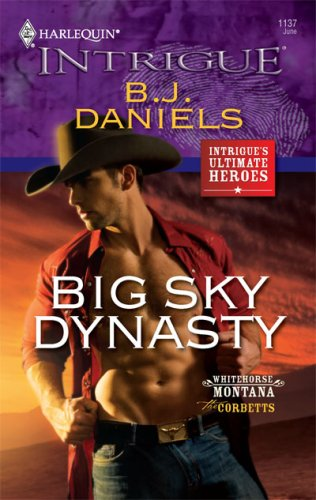 Image for Big Sky Dynasty (Harlequin Intrigue Series)