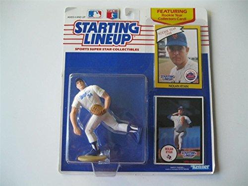 Nolan Ryan 1990 MLB Starting Lineup