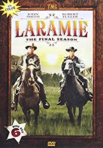 amazoncom laramie the final season robert fuller john