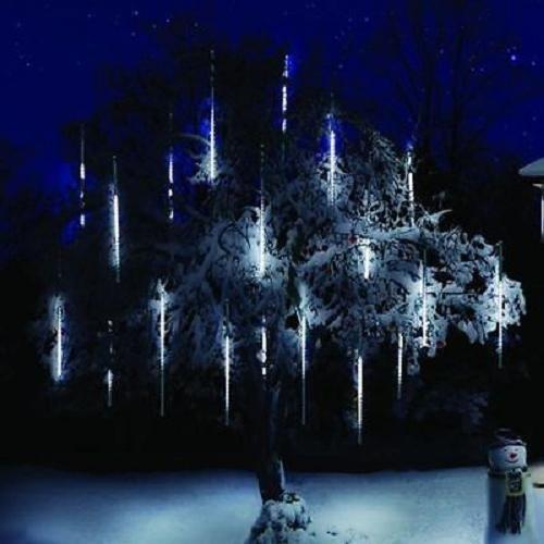 set-x5-white-led-50cm-snowing-shower-meteor-shower-lights-christmas-150-leds