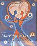 Marriage and Family: The Quest for Intimacy, with OLC