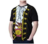 Impact Pirate Prince Mens Costume Tee