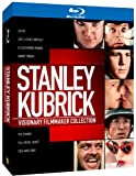 Stanley Kubrick: Visionary Filmmaker Collection - 8-Disc Box Set ( 2001: A Space Odyssey / A Clockwork Orange / The Shining / Full Metal Jacket / Eyes Wide Shut / Lolita / Barry Ly [ Blu-Ray, Reg.A/B/C Import - United Kingdom ]