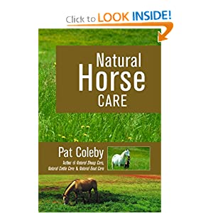Natural Horse Care Pat Coleby