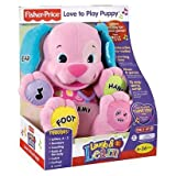 Fisher-Price Laugh & Learn Love To Play Puppy - Pink