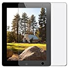 eForCity 2 Pack Anti-Glare LCD Screen Protector Film Compatible With Apple iPad 2 16GB / 32GB / 64GB