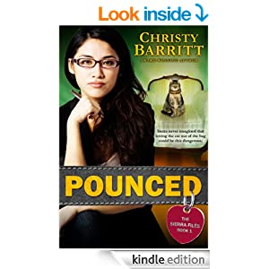 Pounced: The Sierra Files, Book 1 (a Squeaky Clean Mysteries spin-off)