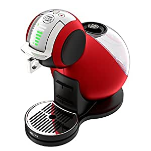 Krups KP2305 Dolce Gusto Melody 3 Machine à Café Automatique 1,3 L Rouge