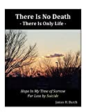 There Is No Death ... There Is Only Life: Hope In My Time of Sorrow For Loss by SUICIDE