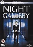 Night Gallery: Season 1 [DVD]