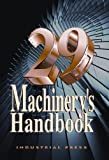 Machinerys Handbook 29th Edition Larger Print and CD-ROM Combo