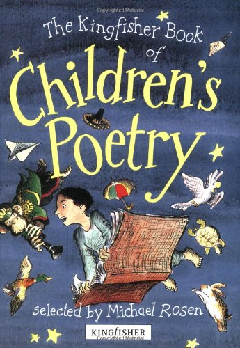 Cover of The Kingfisher Book of Children's Poetry
