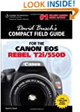 David Busch's Compact Field Guide for the Canon EOS Rebel T2i/550D (David Busch's Digital Photography Guides)