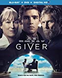 The Giver Blu-Ray + DVD + UltraViolet