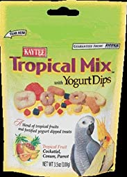 Kaytee Treat Yogurt Dip Tropical Bird Treat