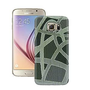 Zapcase Printed Back Case For Samsung Galaxy S6