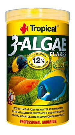 3-algae-flakes-250ml-50g-delicate-flakes-food-rich-in-algae-for-everyday-feeding-of-freshwater-and-m