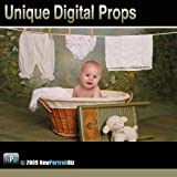 Digital Photographic Backgrounds and Photography Props V10