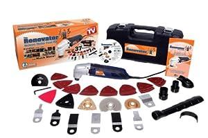 Rénovator Outil multifonction deluxe avec 37 accessoires 250 W