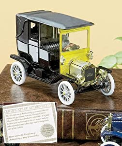 1:32 Die-Cast Ford Model T with Certificate of Authenticity from the National Motor Museum Mint
