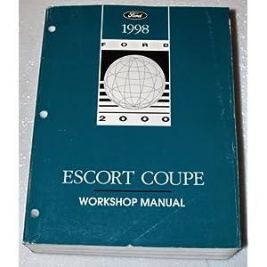 1998 ford escort owners manual download. Black Bedroom Furniture Sets. Home Design Ideas