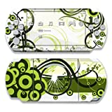 "Sony PSP 3004 Skin Geh�use Tattoo modding Aufkleber + Men� Wallpaper - Gypsyvon ""Decalgirl - PSP3000"""