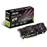 ASUS GeForce GTX 670-DC2T-2GD5 VGA  - 1137 MHz Boost Clock - 2GB GDDR5 - GPU Tweak - PCIE 3.0 Graphics Card Graphics Cards GTX670-DC2T-2GD5