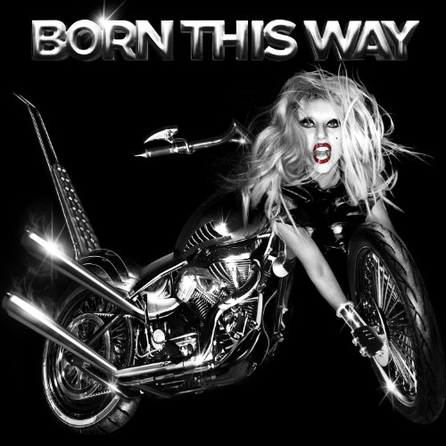 Original album cover of Born This Way by Lady Gaga