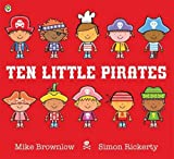 img - for Ten Little Pirates book / textbook / text book