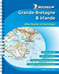 Atlas routier Grande Bretagne & Irlande