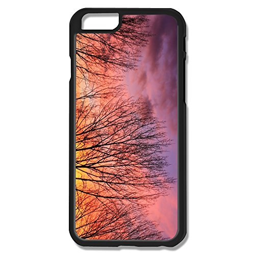 Winter Sunset Pc Durable Cover For Iphone 6