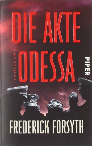 Die Akte ODESSA: Thriller hier kaufen
