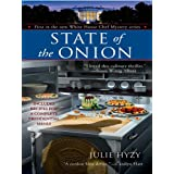 State of the Onion (A White House Chef Mystery Book 1) ~ Julie Hyzy