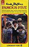 Famous Five - Five on a Secret Trail / Five go to Billycock Hill / Five on Finniston Fram / Five on a Hike Together [VHS]
