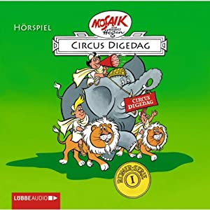 Circus Digedag (Digedags 1) Hörspiel