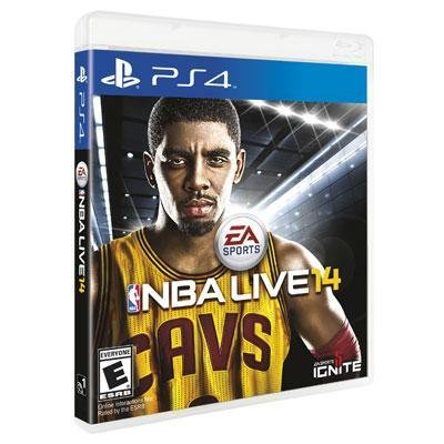 Nba Live 14 Ps4 видеоигра electronic arts mass effect andromeda deluxe upgrade