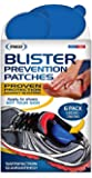 ENGO Blister Prevention Patches, Oval 6 Pack (6 Count) - Running Shoes, High Heels, Hiking Boots