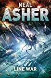 Neal Asher The Line War (Agent Cormac 5)
